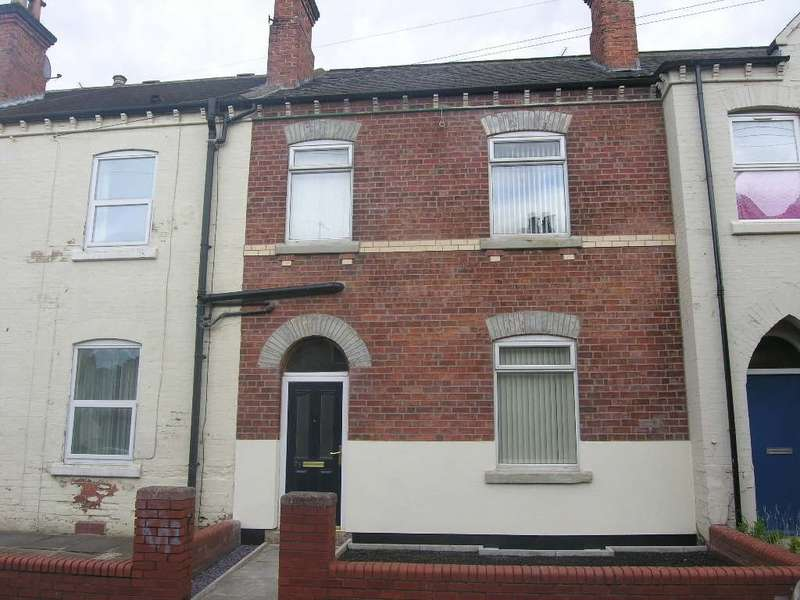 3 Bedrooms Terraced House for sale in Regent Street, Wakefield