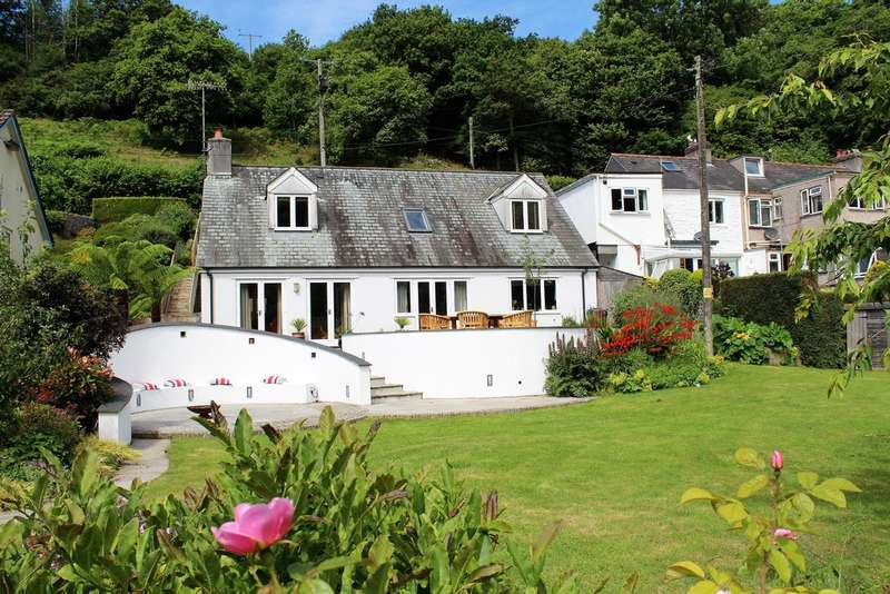 4 Bedrooms Detached House for sale in Brixton Torr, Brixton, Plymouth, Devon