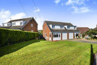 3 Bedrooms Semi Detached House for sale in Marples Avenue, Mansfield Woodhouse, Mansfield, Nottinghamshire