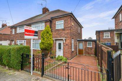 3 Bedrooms Semi Detached House for sale in Fell Wilson Street, Warsop, Mansfield, Nottinghamshire