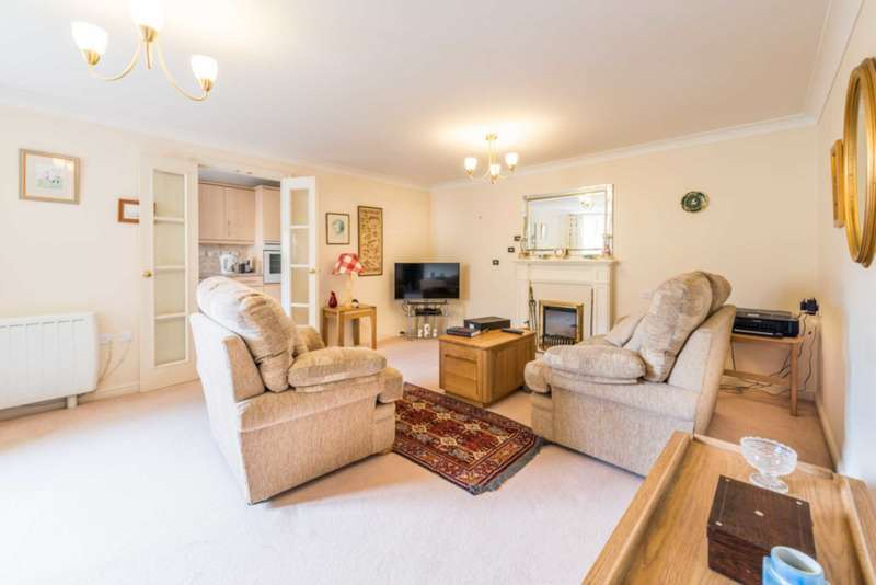 1 Bedroom Retirement Property for sale in Otters Court, Witney