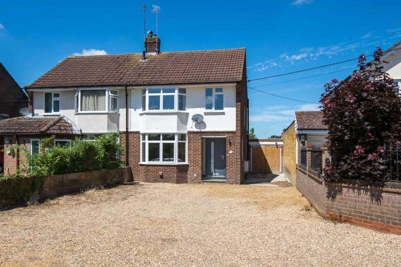 3 Bedrooms Semi Detached House for sale in Weston Road, Aston Clinton