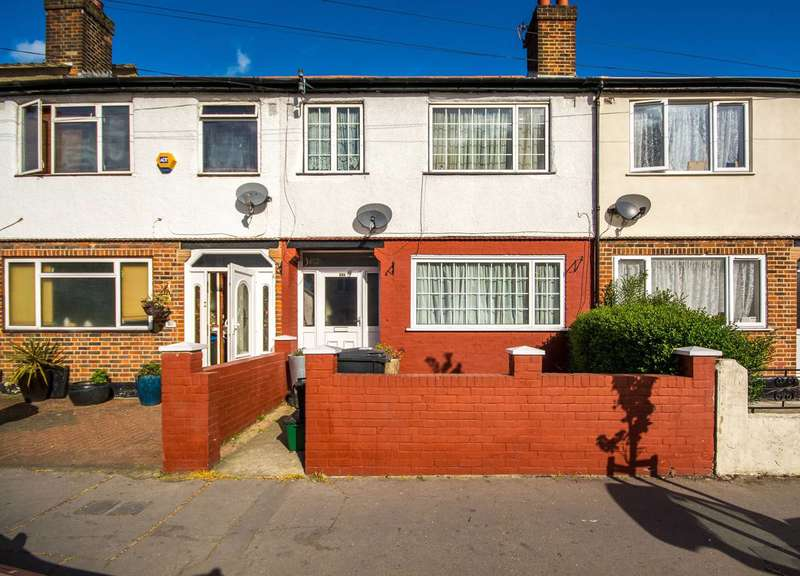 3 Bedrooms House for sale in Kynaston Avenue, Thornton Heath, CR7