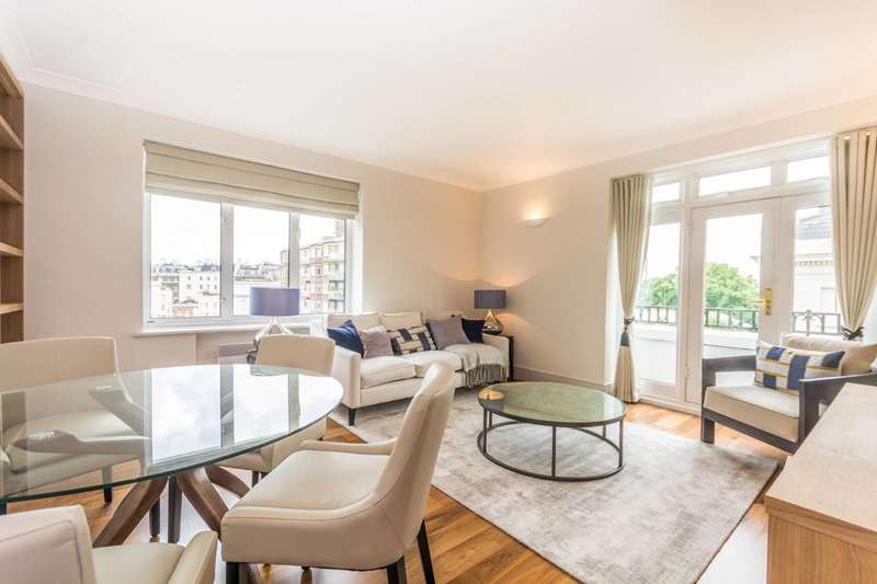 2 Bedrooms Flat for sale in Sussex Place W2, Hyde Park Estate, W2