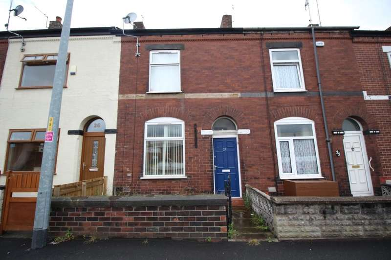 2 Bedrooms Property for sale in Wellington Road, Swinton, Manchester, M27