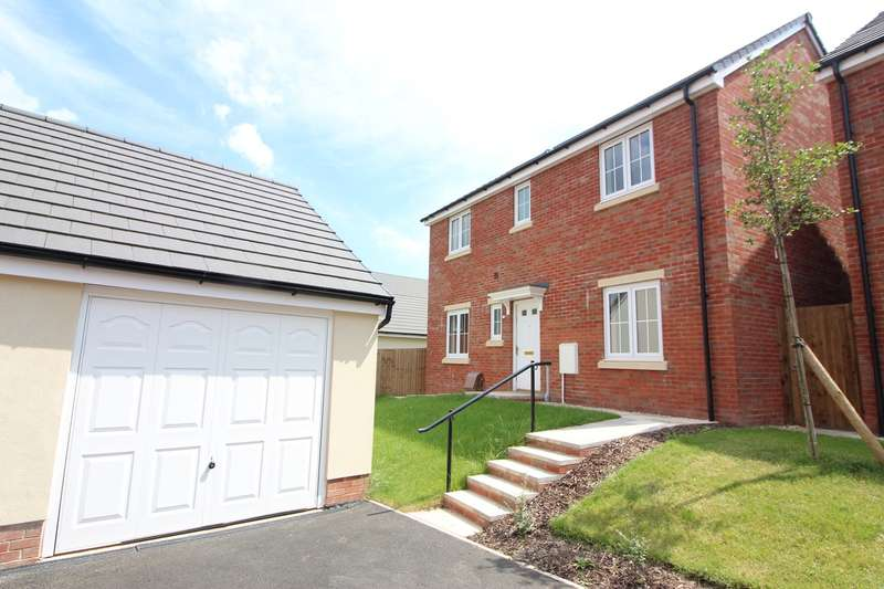 4 Bedrooms Detached House for sale in Mametz Grove, Gilwern, Abergavenny, NP7