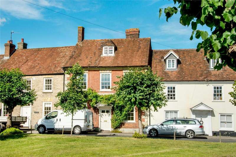 4 Bedrooms Terraced House for sale in Kingsbury Square, Wilton, Salisbury, Wiltshire, SP2