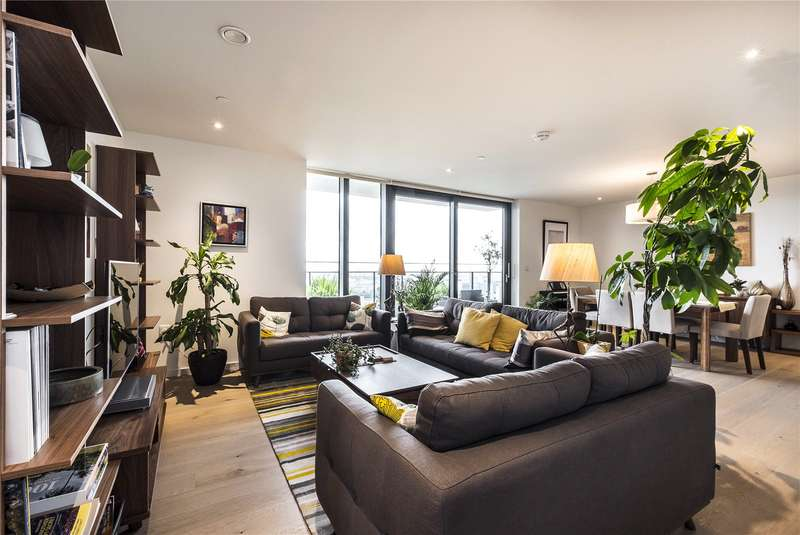 3 Bedrooms Flat for sale in One The Elephant, One The Elephant, 1 St. Gabriel Walk, London, SE1