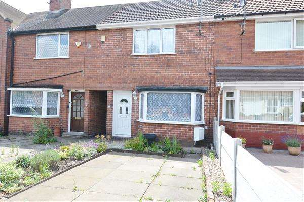 2 Bedrooms Terraced House for sale in Castleton Road, Great Barr, Birmingham