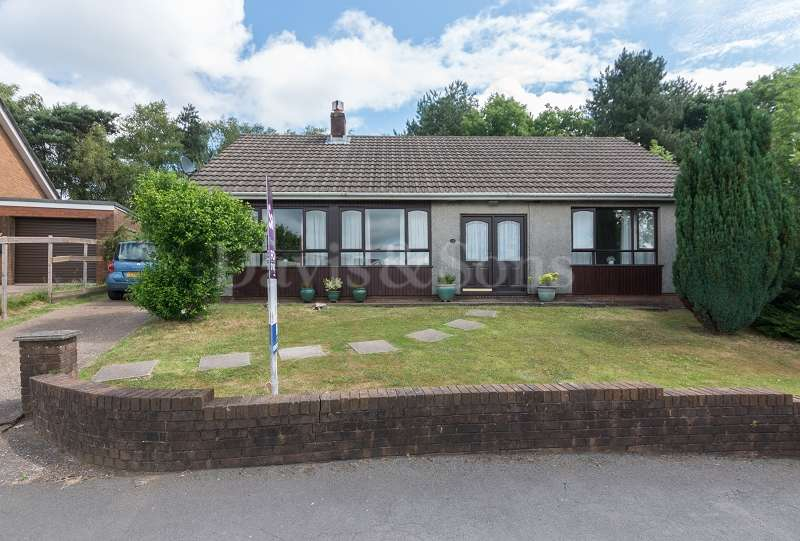 3 Bedrooms Detached House for sale in Tredegar Park View, Rogerstone, Newport. NP10 9DD