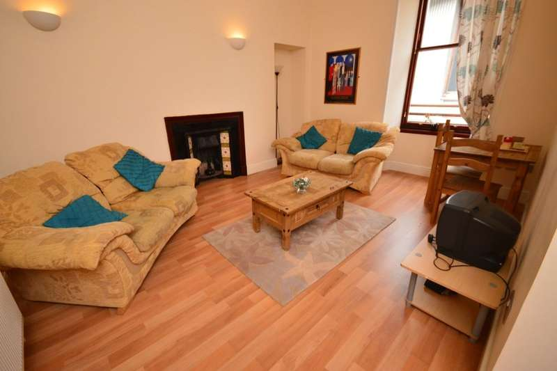 1 Bedroom Flat for rent in Queensgate, Inverness, IV1
