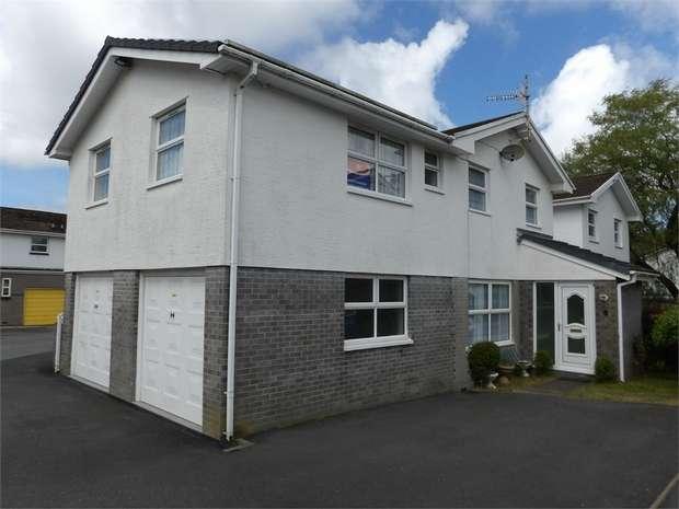 5 Bedrooms Detached House for sale in Maes Yr Efail, Penrhyncoch, Aberystwyth, Ceredigion