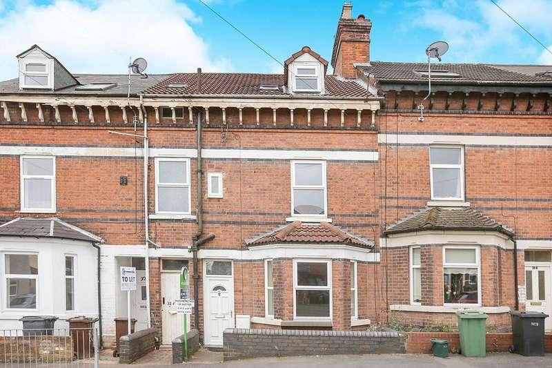 6 Bedrooms Property for sale in Upper Villiers Street, Wolverhampton, WV2
