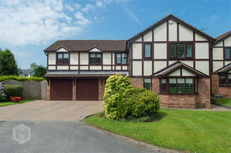 4 Bedrooms Detached House for sale in Firs Road, Over Hulton, Bolton, Lancashire