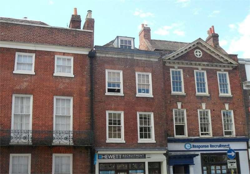 1 Bedroom Flat for sale in 38 Foregate Street, Worcester