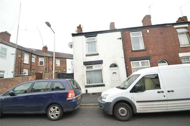 3 Bedrooms End Of Terrace House for sale in Edwin Street, Offerton, Stockport, Cheshire