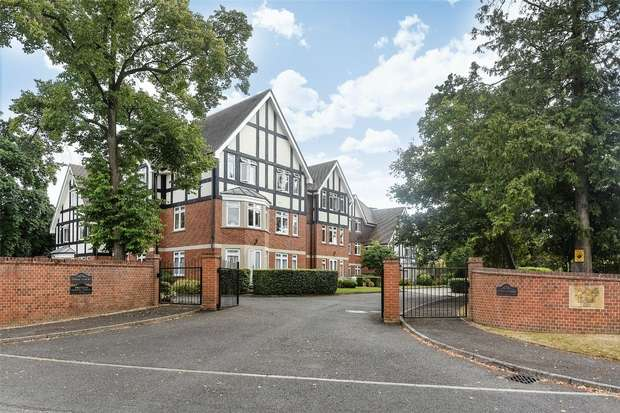 2 Bedrooms Flat for sale in Glebelands Road, WOKINGHAM, Berkshire