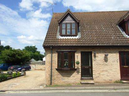 2 Bedrooms End Of Terrace House for sale in Lakenheath, Brandon, Suffolk