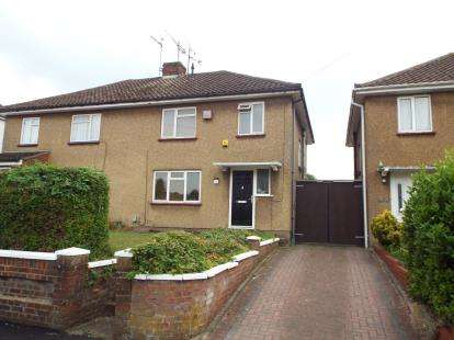 3 Bedrooms Semi Detached House for sale in Browning Road, Luton, Bedfordshire, England