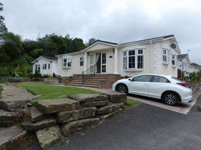 2 Bedrooms Bungalow for sale in Swinnel Brook Park, Grane Road, Haslingden, BB4