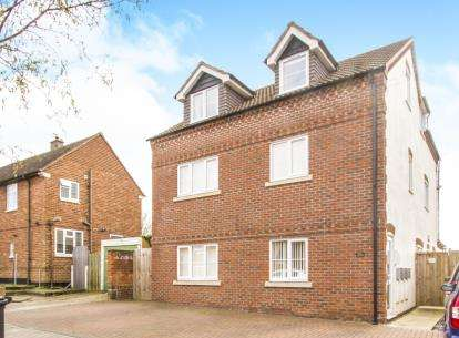 2 Bedrooms Flat for sale in Westmeath Avenue, Leicester