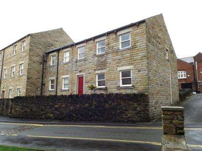 1 Bedroom Flat for sale in Foundry Court, Torr Top Street, New Mills, High Peak