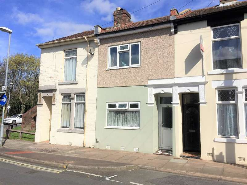 3 Bedrooms Terraced House for sale in Lower Derby Road, Portsmouth, PO2 8EY