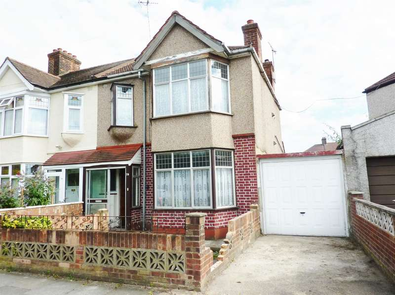 3 Bedrooms End Of Terrace House for sale in Blithdale Road, Abbey Wood, London, SE2 9HL