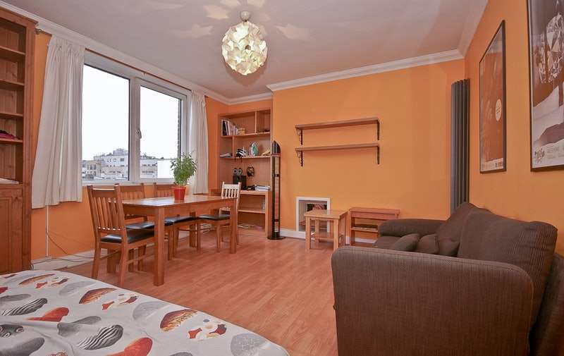 1 Bedroom Flat for sale in Chalmers House, York Road, London, London, SW11