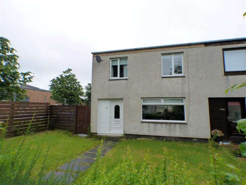 3 Bedrooms End Of Terrace House for sale in Lavender Drive, Greenhills, EAST KILBRIDE