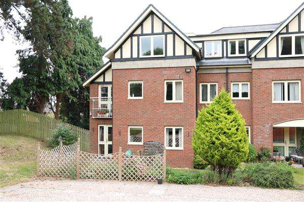 1 Bedroom Retirement Property for sale in Ross-on-Wye, 3 Goodrich Court, Ross-on-Wye