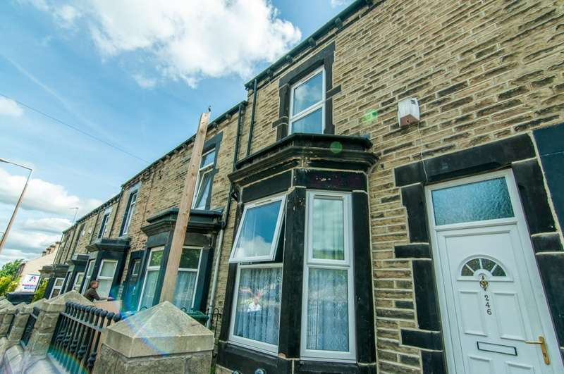 6 Bedrooms Terraced House for sale in Sheffield Road, Barnsley
