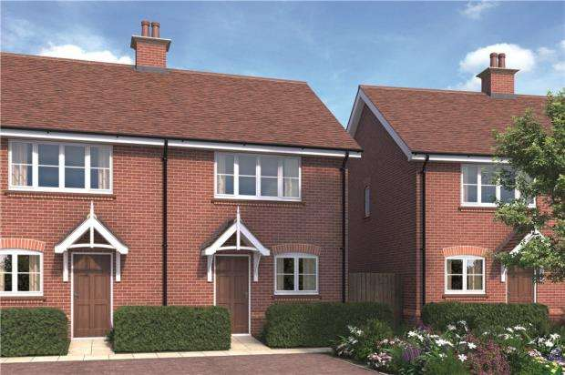 2 Bedrooms Terraced House for sale in Warren House Road, Wokingham, Berkshire