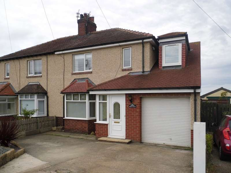 3 Bedrooms House for sale in Red Row, Morpeth