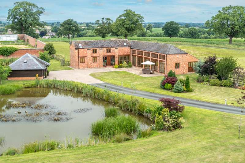 4 Bedrooms House for sale in 4 bedroom Barn Conversion Detached in Marbury