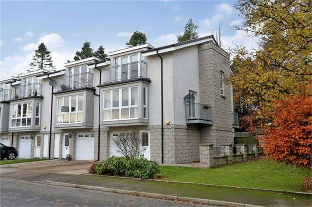 4 Bedrooms End Of Terrace House for sale in Woodlands Terrace, Cults, Aberdeen