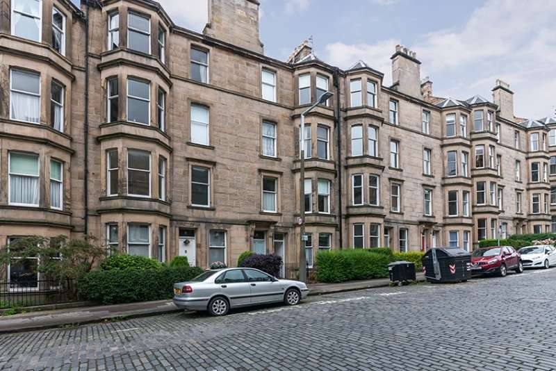 2 Bedrooms Flat for sale in Comely Bank Avenue, Edinburgh, EH4 1ES