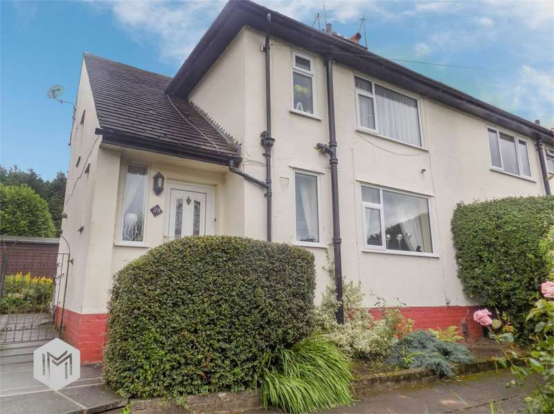 3 Bedrooms Semi Detached House for sale in Hillside Crescent, Whittle-le-Woods, Chorley, Lancashire