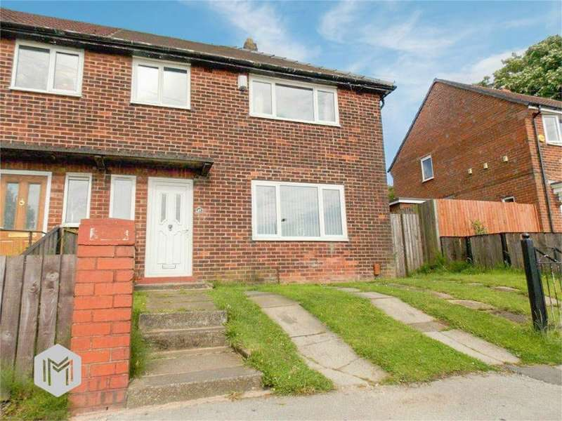 3 Bedrooms Terraced House for sale in Aldercroft Avenue, Breightmet, Bolton, Lancashire