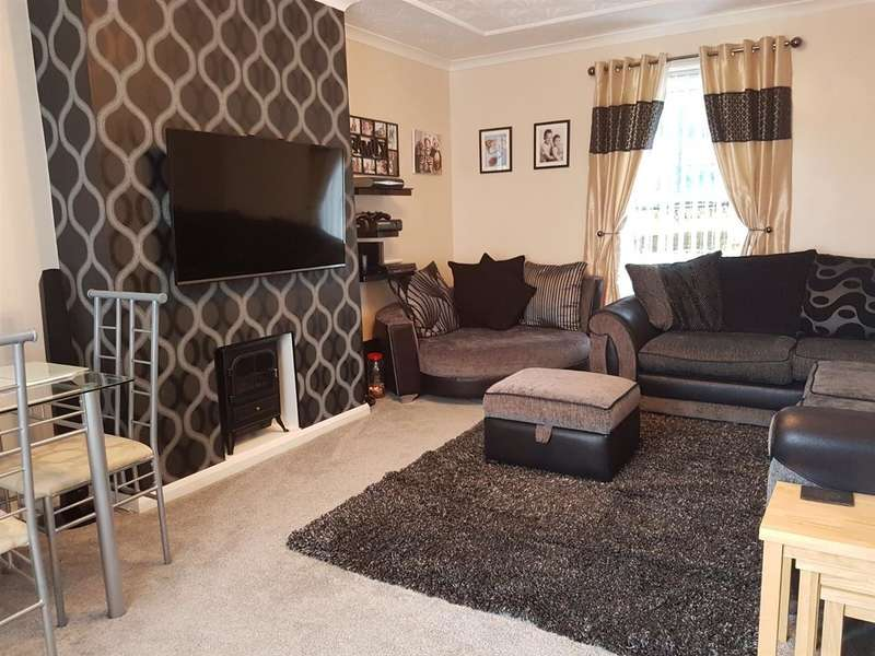 4 Bedrooms Terraced House for sale in Verna Road, St Budeaux, Plymouth