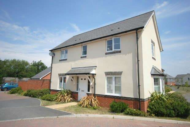 3 Bedrooms Detached House for sale in Fawn Drive Three Mile Cross Reading