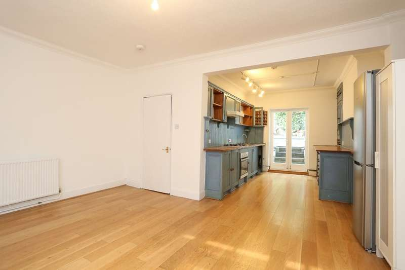 3 Bedrooms Terraced House for sale in St. Nicholas Road, Brighton
