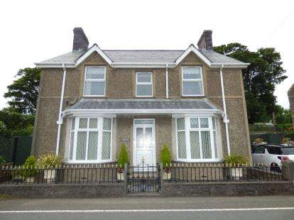 3 Bedrooms Detached House for sale in Cartrefle, Ynys, Talsarnau, Gwynedd, LL47