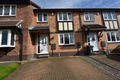 3 Bedrooms Terraced House for sale in Mitton Close, Livesey, Blackburn, Lancashire