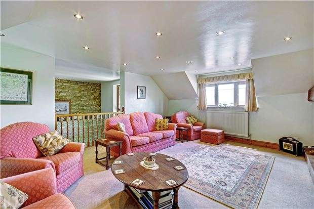 4 Bedrooms Detached House for sale in Barn & Annexe, Pound Hill, Charlbury, Chipping Norton, Oxfordshire