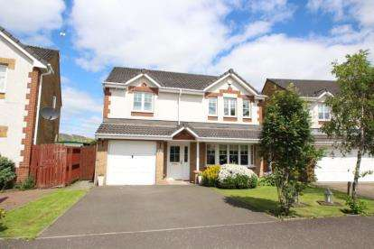 4 Bedrooms Detached House for sale in Miller Drive, Bishopbriggs