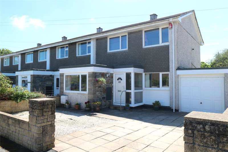 3 Bedrooms End Of Terrace House for sale in Alexandra Close, Illogan, Cornwall
