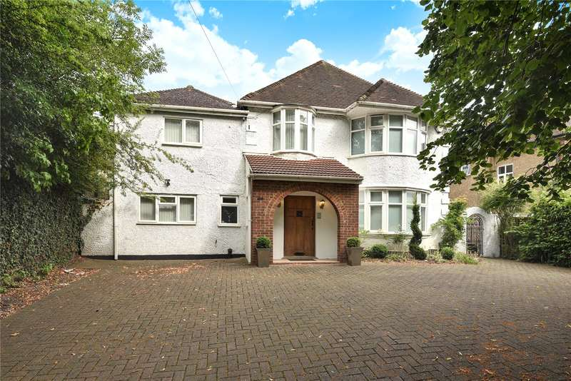 6 Bedrooms Detached House for sale in Uxbridge Road, Pinner, Middlesex, HA5