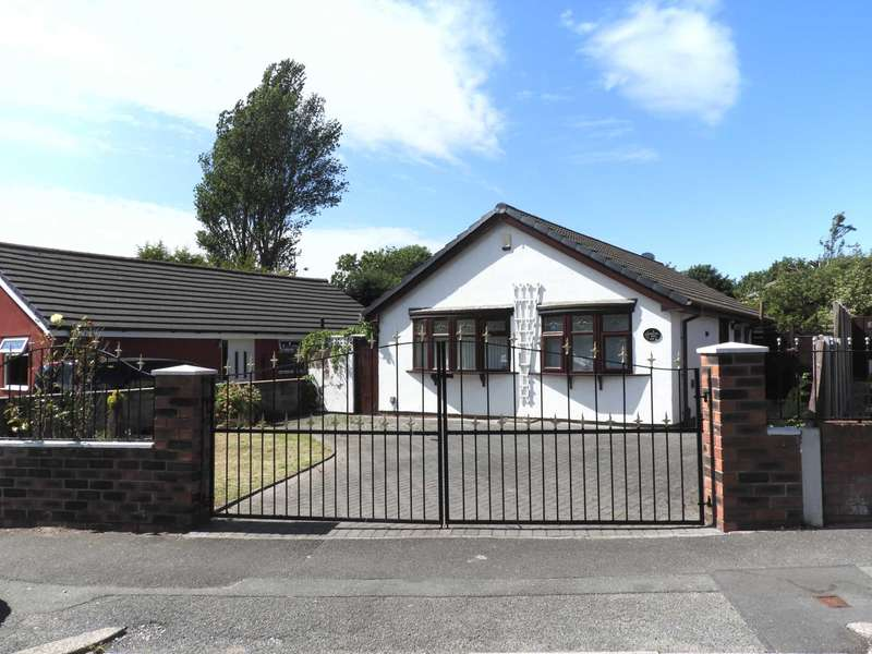3 Bedrooms Detached Bungalow for sale in Melrose Road, Kirkby