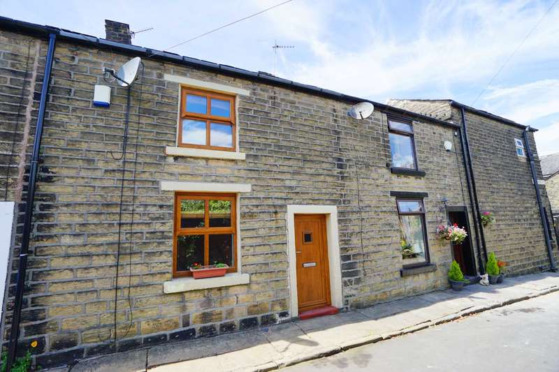 2 Bedrooms Cottage House for sale in Back Chapel Street, Horwich